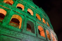 Colosseo green