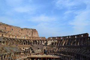 Interno Colosseo